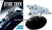 Star Trek Official Starships Collection #078 USS Voyager Aeroshuttle Eaglemoss